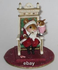 Wee Forest Folk A-473a HER WISH LIST, retired