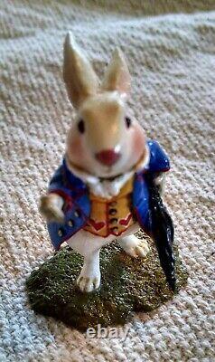 Wee Forest Folk Alice In Wonderland Retired Special LTD 6 Piece Complete Set