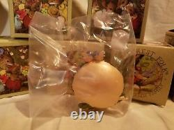 Wee Forest Folk CO-01 Christmas Angel Retired 2007 in plastic withbox