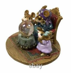 Wee Forest Folk Crystal Clear Special Limited Edition M-2000 Signed Retired