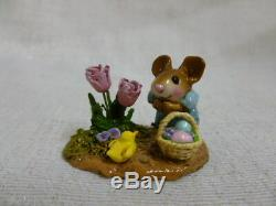Wee Forest Folk Cute Lil Chickie Easter Edition M-373a Retired