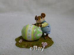 Wee Forest Folk Easter Egg Roll Easter Edition M-313s Retired