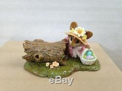 Wee Forest Folk Egg Hunt Easter Edition M-332 Retired