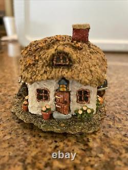 Wee Forest Folk Fall Cottage Halloween Special M-311b Retired