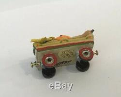 Wee Forest Folk Fall Festival Harvest Engine Train CAR Limited Edition RETIRED