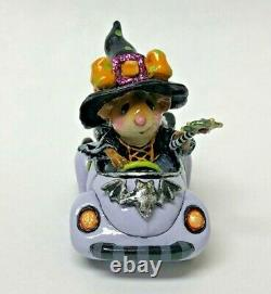 Wee Forest Folk HONK FOR HALLOWEEN! Retired withWFF Box