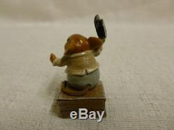 Wee Forest Folk Jack Jolly Tar Special Edition M-360 Retired