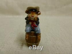 Wee Forest Folk Jethro Jolly Tar Special Edition M-362 Retired