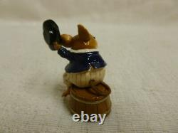 Wee Forest Folk Johnny Jolly Tar Special Edition M-365 Retired