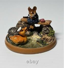 Wee Forest Folk Just Ducky, PM-4, Special Edition, Mint, Retired 2004