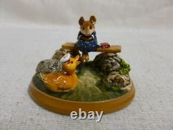 Wee Forest Folk Just Ducky Special Limited Edition PM-4 Retired Duck