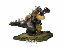 Wee Forest Folk KOW-05 The Black Dragon Special (Retired)