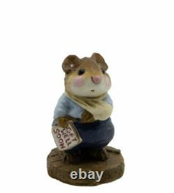 Wee Forest Folk M-096 Get Well Soon! (RETIRED)