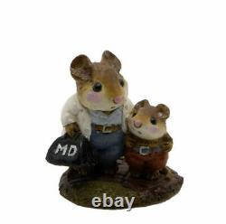 Wee Forest Folk M-097 Mouse Call (RETIRED)