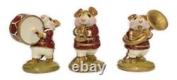 Wee Forest Folk M-153abc Marching Band Set (RETIRED)