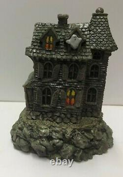 Wee Forest Folk M 165 Haunted Mouse House Retired Special Sale $36 off