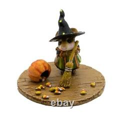 Wee Forest Folk M-185b Candy Corn Catastrophe (RETIRED)