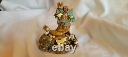 Wee Forest Folk M-189a Easter Egg Scramble 1993 Retired (DP)