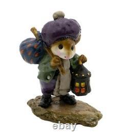 Wee Forest Folk M-211 Wanderlust Purple Special (RETIRED)
