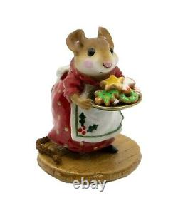 Wee Forest Folk M-246 Sugar & Spice Red Christmas (RETIRED)