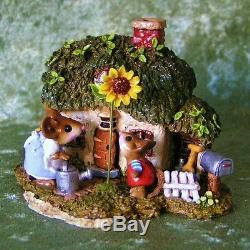 Wee Forest Folk M-311d SUMMER COTTAGE Retired 2008 CONSIGNMENT