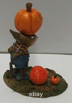Wee Forest Folk M 340 Tippy Top Retired Special Color