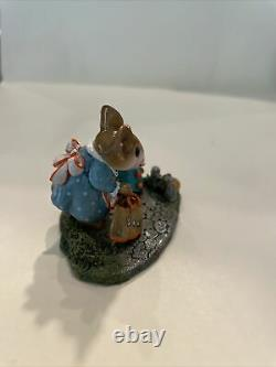 Wee Forest Folk M-372 Mommys Little Trickster Retired