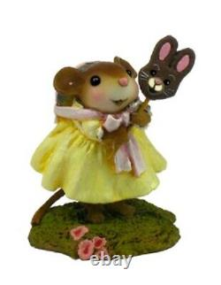 Wee Forest Folk M-388 The Bunny Pop (Retired)