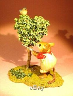 Wee Forest Folk M-397 SPRUCE UP-Retired