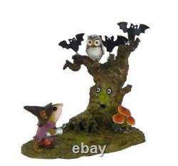 Wee Forest Folk M-415 Whooo Goes There (RETIRED)