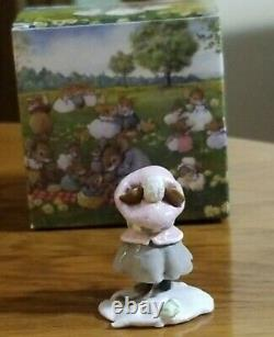 Wee Forest Folk M-426 The Lost Mitten, retired 2014, NEW, MIB