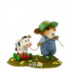 Wee Forest Folk M-445 Timothy & Belle (RETIRED)