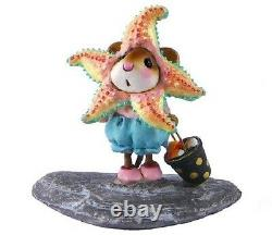 Wee Forest Folk M-492 Sweet Starfish (RETIRED)