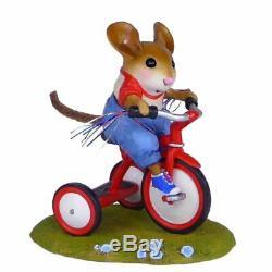 Wee Forest Folk M-526 Tiny Trike (boy) Retired