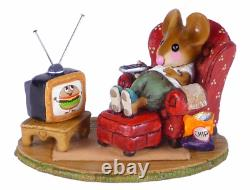 Wee Forest Folk M-527 Little Couch Potato (RETIRED)