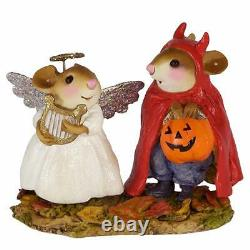 Wee Forest Folk M-587 Sweet & Spicy Twosome (Retired)