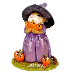 Wee Forest Folk M-600a Gourd Hoard Limited Retired