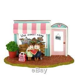 Wee Forest Folk M-613 Wee Sweet Shop Retired
