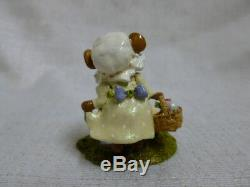 Wee Forest Folk My Little Easter Basket Special Edition M-346b Retired