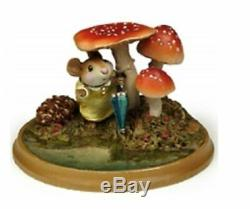 Wee Forest Folk PM-5 Raindrops (RETIRED)