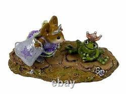 Wee Forest Folk Prince Charming I Presume M-299a Retired 2005 With Box