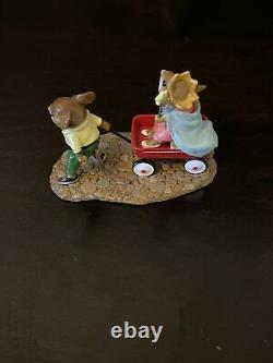 Wee Forest Folk Queen's Carriage Special Edition Parade Series MP-2 Retired