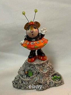 Wee Forest Folk Retired Halloween Greetings