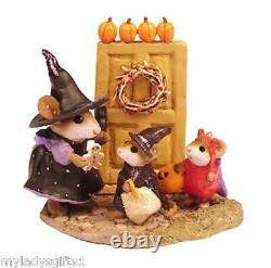 Wee Forest Folk Retired LTD. Welcome Trick or Treaters