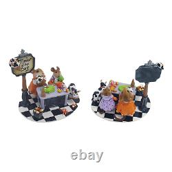 Wee Forest Folk Retired Special Small World Halloween Flavor of the day