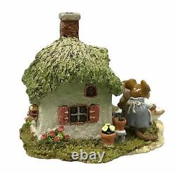Wee Forest Folk Spring Cottage Special Edition M-311a Retired