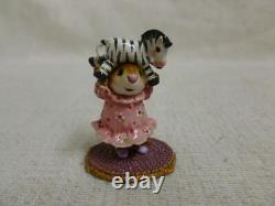 Wee Forest Folk Striped Tiara Special Edition M-354 Retired