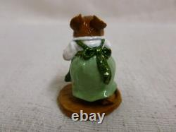 Wee Forest Folk Sugar and Spice St Patrick's Day Special Edition M-246 Retired