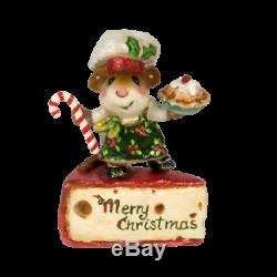 Wee Forest Folk TM-1a Joyeux Noel! (RETIRED)