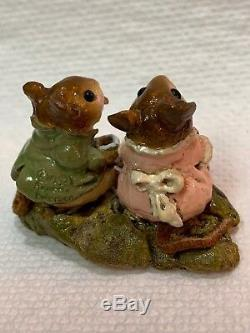 Wee Forest Folk Tea For Two Retired